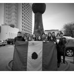 "Monumentul ""Evoluție""-alb-negru-11.12.2019"